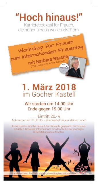 Gemeinde Weeze Int Frauentag