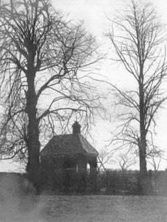 St. John's Chapel in the 1920s. Photo: Dr. Wilhelm Macherey.