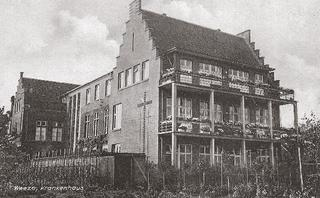 Sankt-Theresien-Hospital, vor 1939.